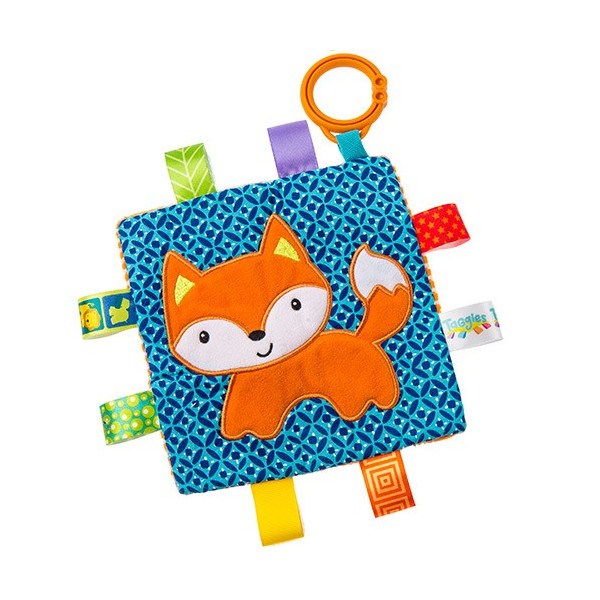 Taggies Crinkle me Baby Toy シャカシャカ クロス ebaby-select 05