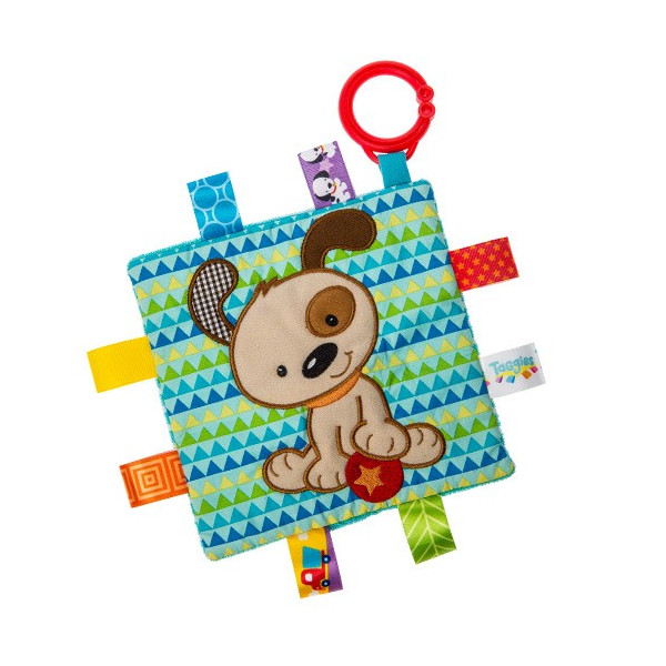 Taggies Crinkle me Baby Toy シャカシャカ クロス ebaby-select 12