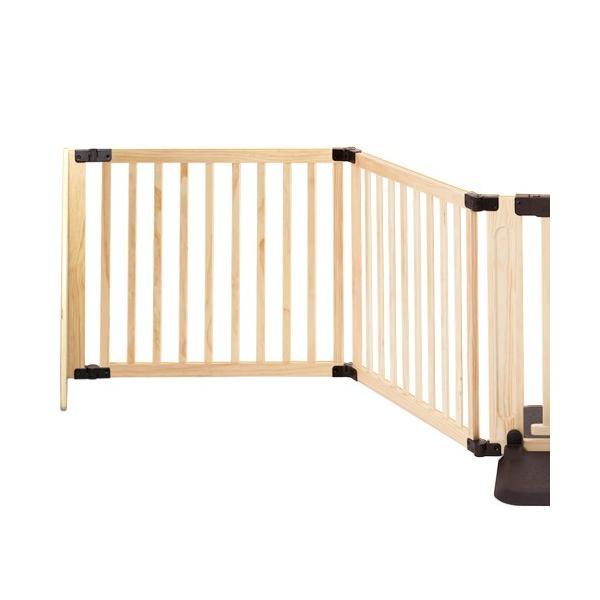 パーテーション 木製 日本育児 木製パーテーション FLEX300-W(送料無料)|ebaby-select|08
