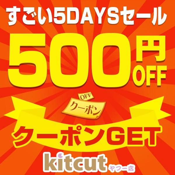 500円OFFクーポン(5DAYSセール2016/2/10 12:00-2/14 23:59)
