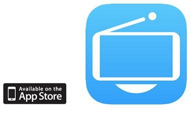 専用アプリ StationTVの画像