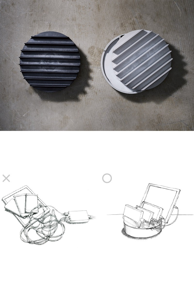 COLONY Multi-Device Charging Trayの画像