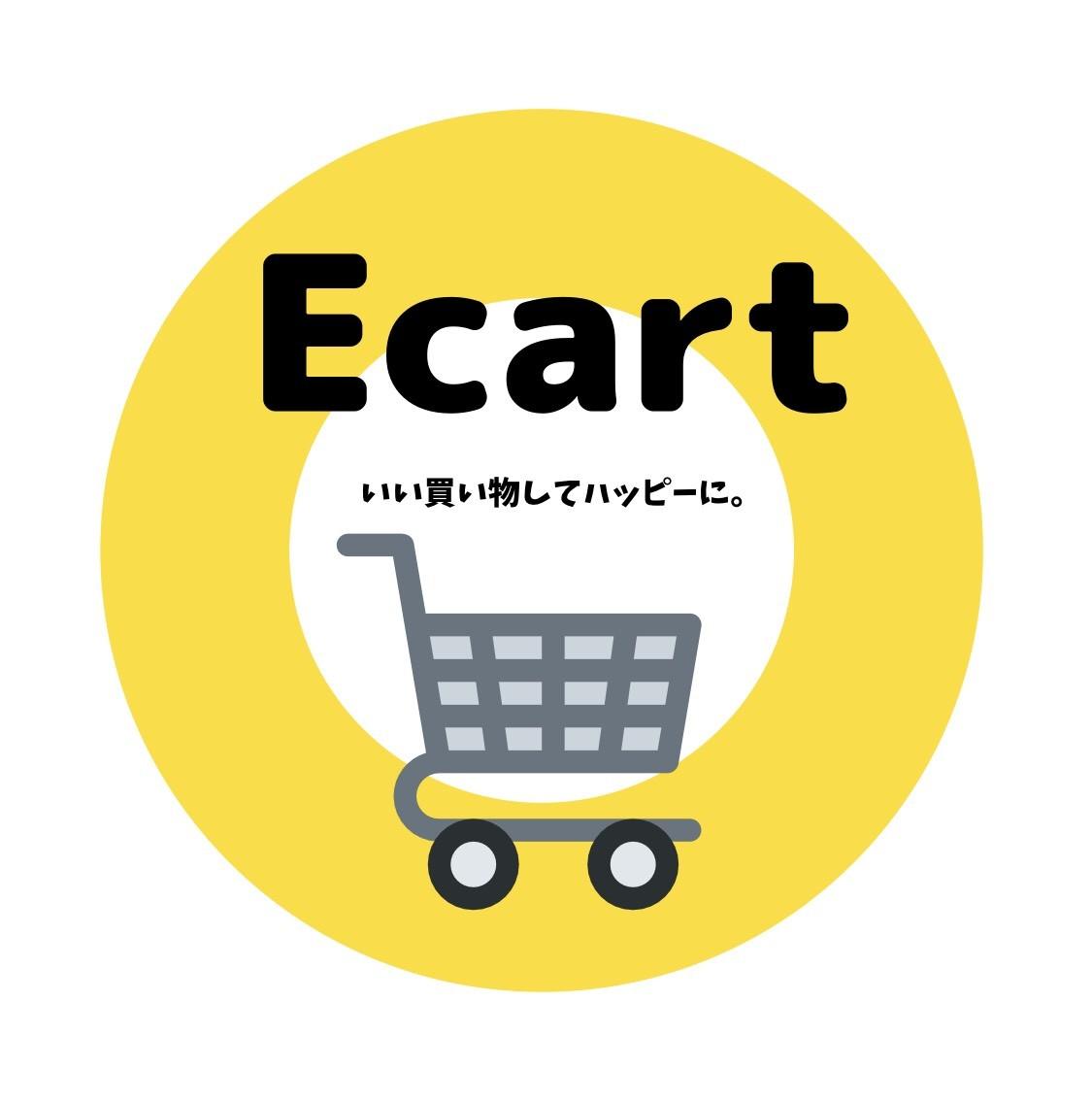 イーカート Yahoo!ショッピング店 ロゴ