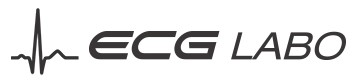 ECGラボ ロゴ