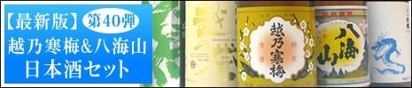 日本酒 第40弾セット(送料無料)
