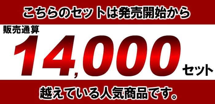 日本酒 通算14,000セットの人気商品