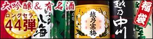 日本酒 44弾 越乃寒梅&大吟醸入りセット