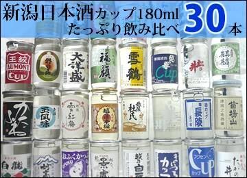 日本酒 カップ酒ミニサイズ飲み比べセット