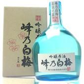 峰乃白梅 吟醸原酒斗瓶