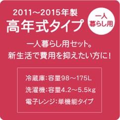2011〜2015年製高年式タイプ