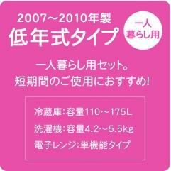 2007〜2011年製低年式タイプ