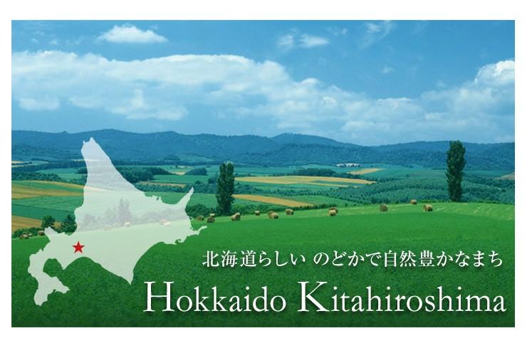 北海道らしいのどかで自然豊かなまち 北広島市