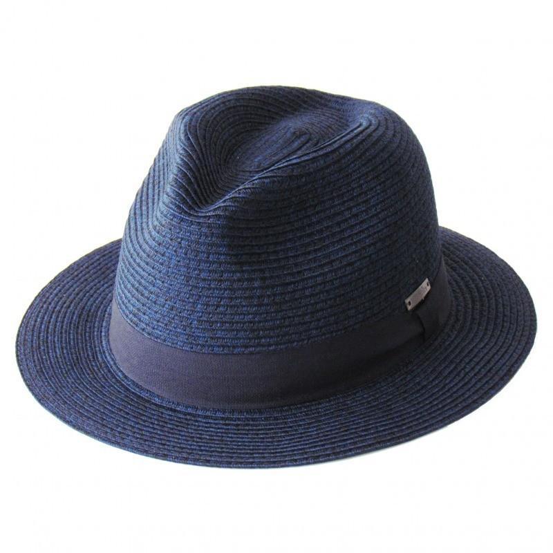 折りたたみ帽子 洗える帽子 メンズ 中折れ帽 ハット 中折れハット 大きいサイズ|edgecity|18