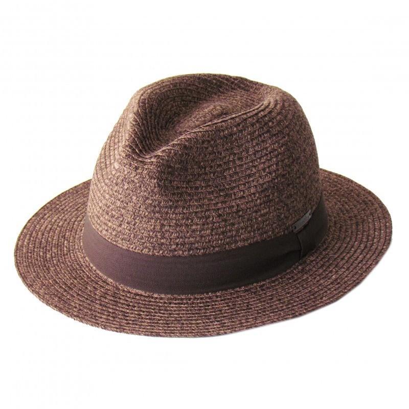 折りたたみ帽子 洗える帽子 メンズ 中折れ帽 ハット 中折れハット 大きいサイズ|edgecity|17
