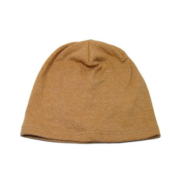 ニット帽 メンズ レディース 医療用帽子 抗がん剤 帽子 オーガニックコットン edgecity 07