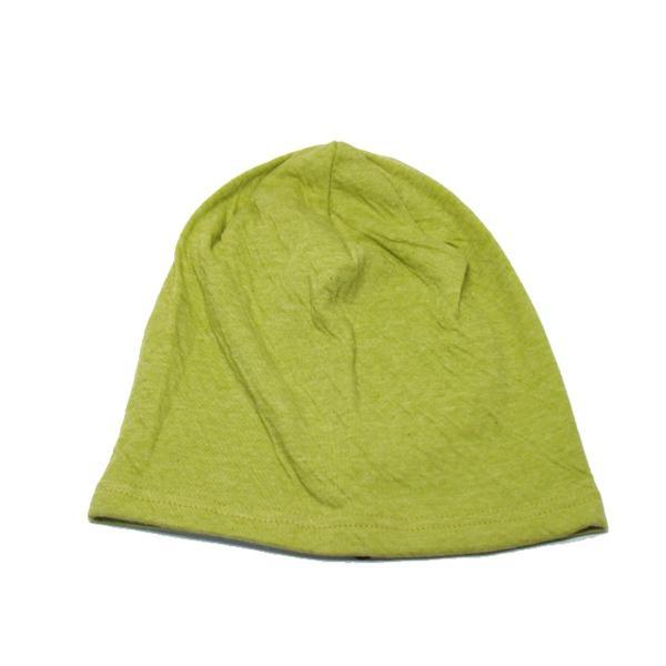 ニット帽 メンズ レディース 医療用帽子 抗がん剤 帽子 オーガニックコットン edgecity 08