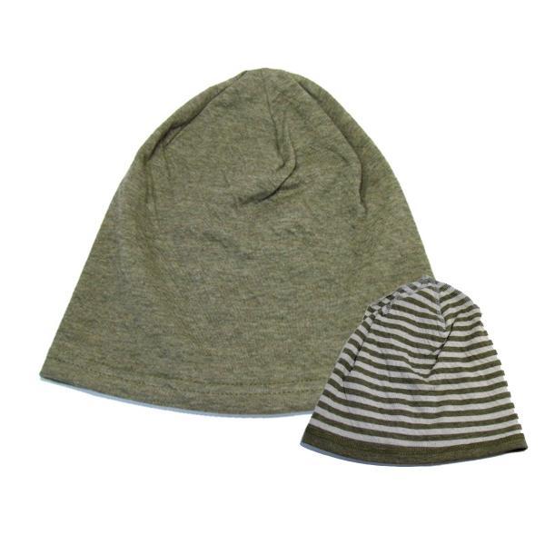 ニット帽 メンズ レディース 医療用帽子 抗がん剤 帽子 オーガニックコットン edgecity 09