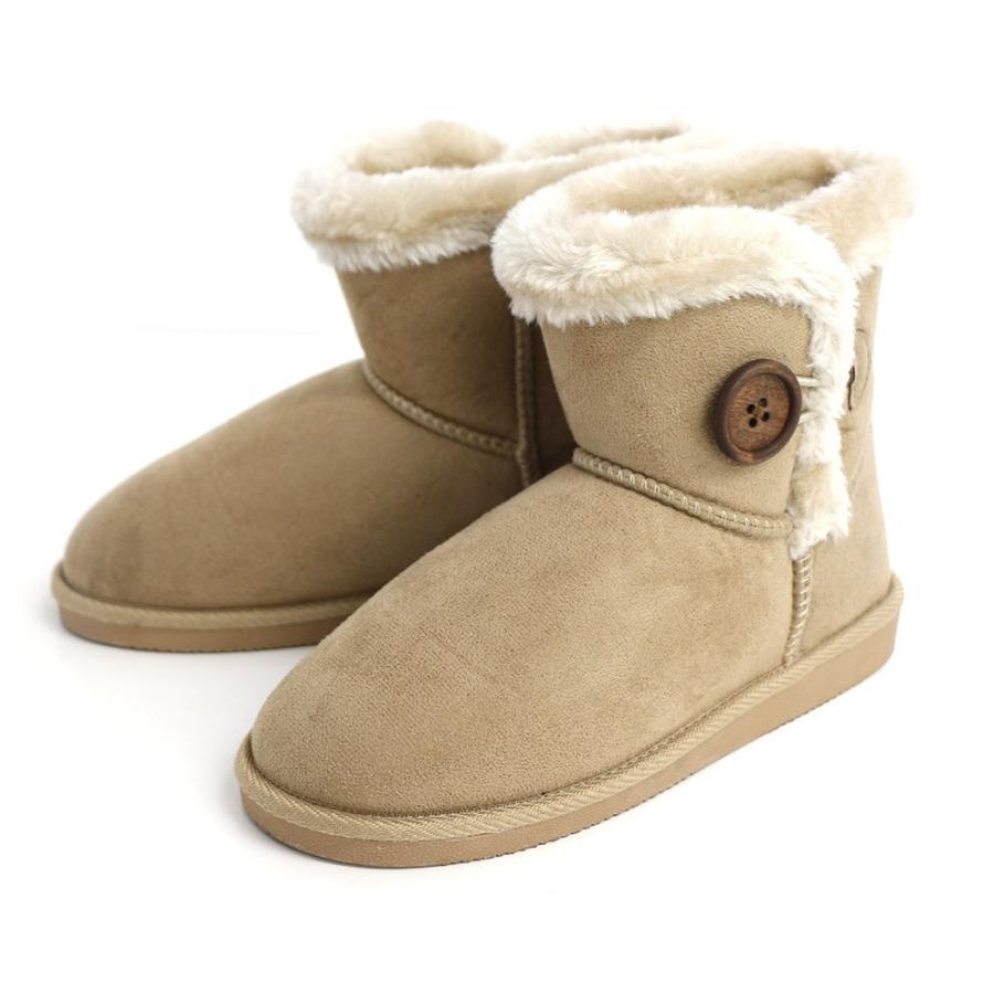 ブーツ 子供 ムートン