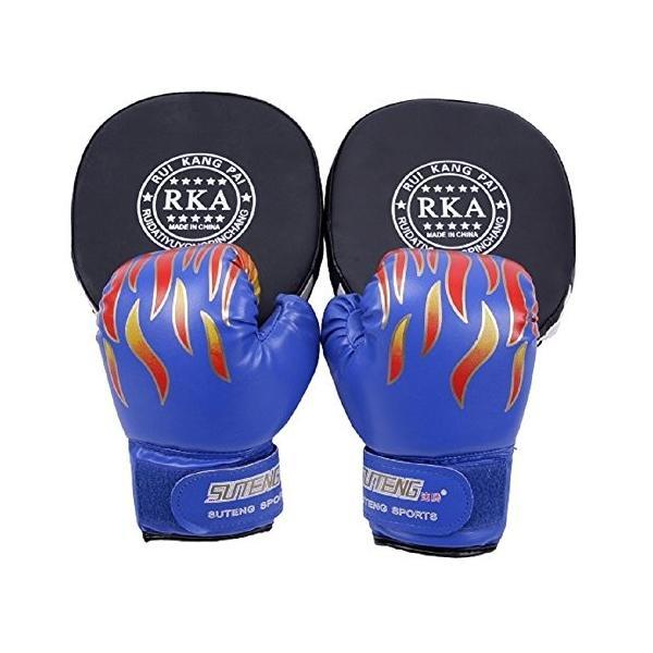 ボクシング セット ミット グローブ 親子 で 練習 トレーニング ストレス 解消|edunamay-shop2|09
