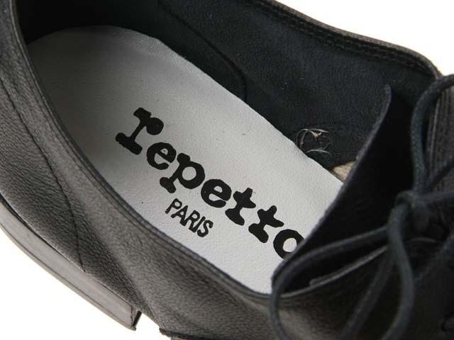 レペットRepettoジジフェムレースアップシューズV377C36
