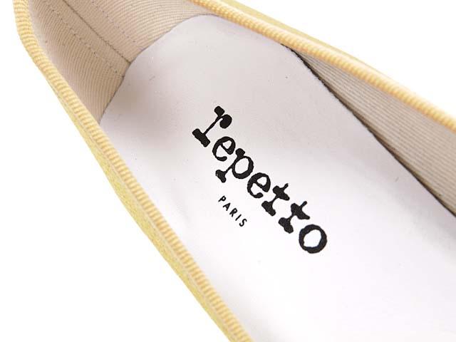 レペットRepettoパンプスジゼルゴートスキン23.5cm