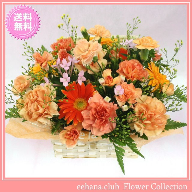 11月の誕生花 宝石箱アレンジ