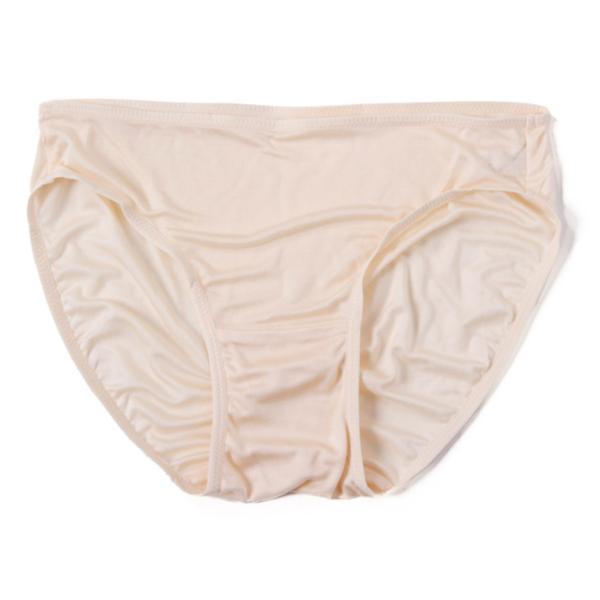 シルク ショーツ シルク ショーツ 100%シルク 敏感肌 乾燥肌 こだわりシルク ショーツ 絹 シルク 下着 シルクニット|egoal|05