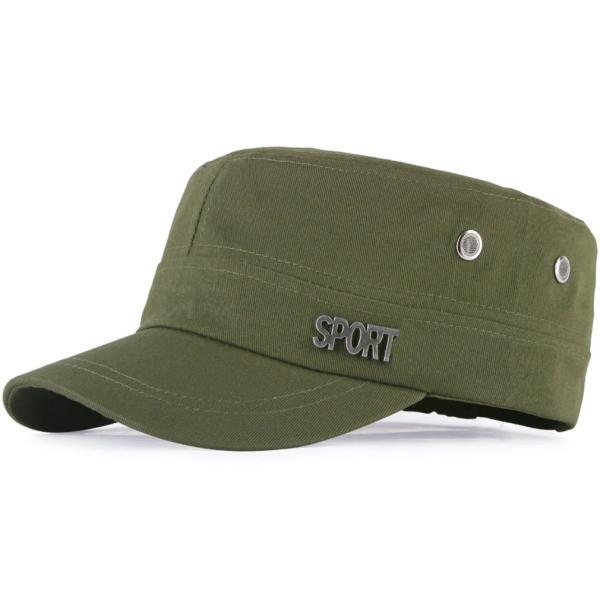 帽子 キャップ ワークキャップ ゴルフ ミリタリーキャップ WORKCAP アウトドア カストロキャップ メンズ レディース 帽子|egoal|03