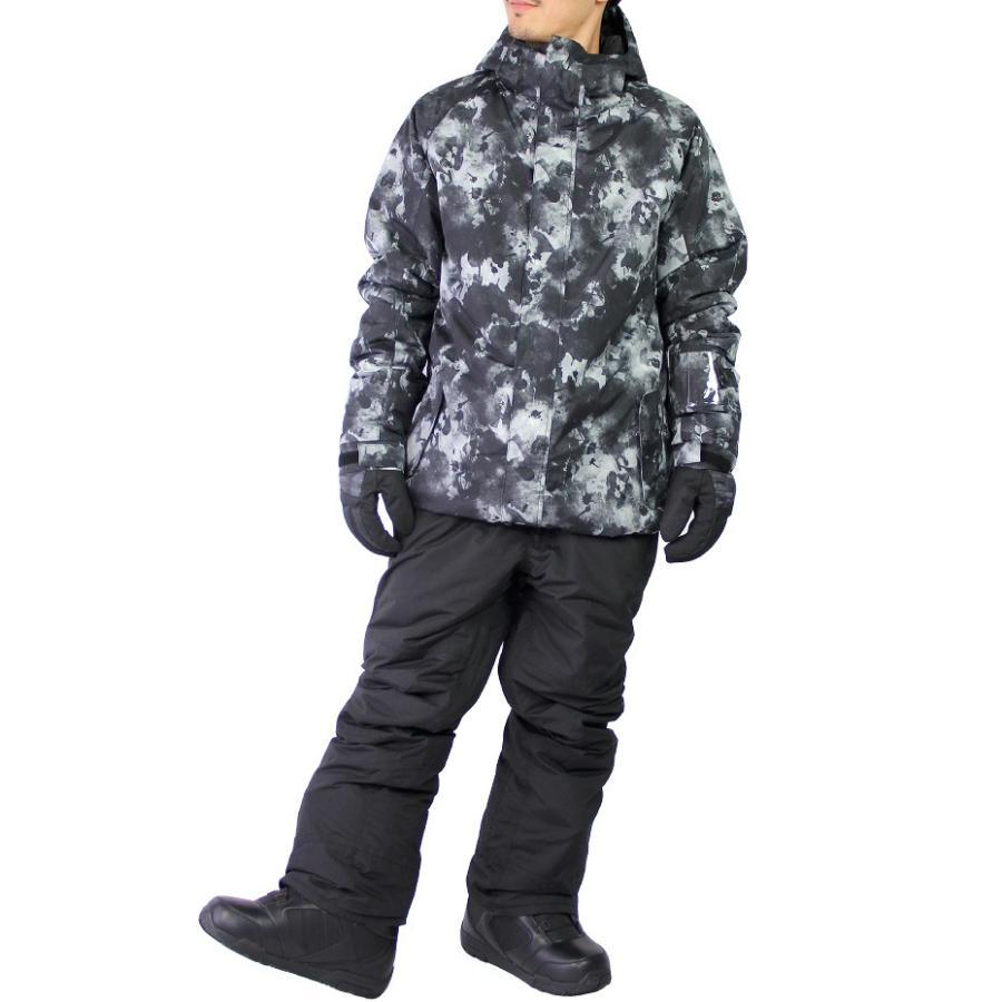 スノーボードウェア メンズ 上下セット スノボ ウェア 男性用|egs|18
