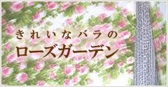 きれいなバラのローズガーデン