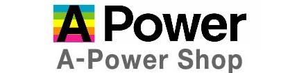 A-Power Shop ロゴ