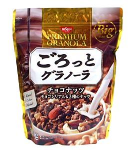 ★まとめ買い★ 日清シスコ ゴロットグラノーラチョコナッツ 500g ×6個【イージャパンモール】