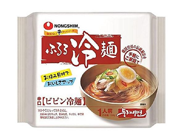 ★まとめ買い★ 農心 ふるる冷麺(ビビン麺) 本場韓国冷麺 159g ×10個【イージャパンモール】