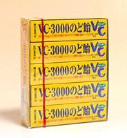 ★まとめ買い★ ノーベル VC3000のど飴スティック ×10個【イージャパンモール】