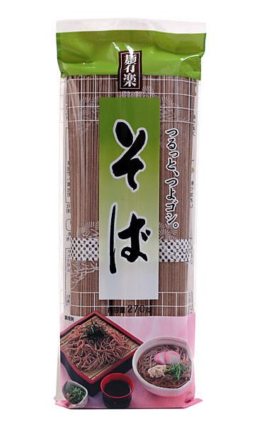 ★まとめ買い★ 麺有楽 そば 270G ×30個【イージャパンモール】