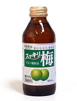 ★まとめ買い★ 常盤薬品 スッキリ梅 160ML ×30個【イージャパンモール】