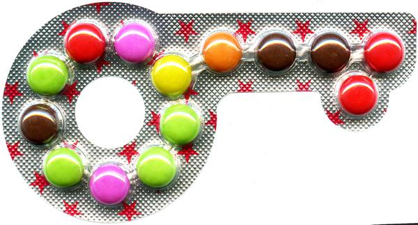 ★まとめ買い★ チーリン カギッこチョコ ×40個【イージャパンモール】