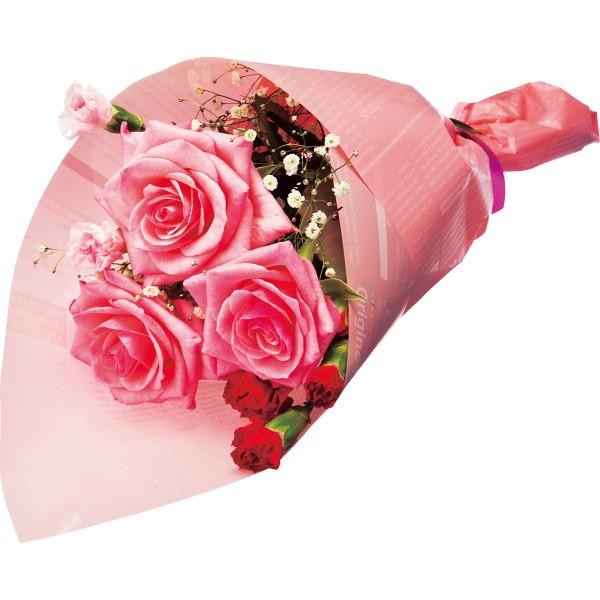 【送料無料】【母の日】母の日花束 赤系 母の日花束18【代引不可】【ギフト館】