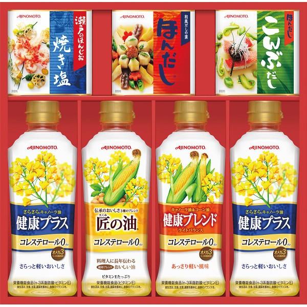 【送料無料】味の素 バラエティ調味料ギフト CSA−25J【代引不可】【ギフト館】