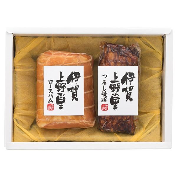 【送料無料】【父の日】父の日 ロースハム&つるし焼豚詰合せ SA−30A【代引不可】【ギフト館】