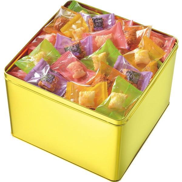 【送料無料】亀田 おもちだま ゴールド缶 おもちだまG【代引不可】【ギフト館】