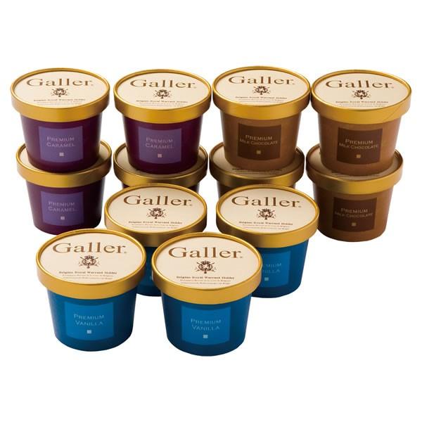 【送料無料】【父の日】父の日 ガレー プレミアムアイスクリームセット GL−EG12【代引不可】【ギフト館】