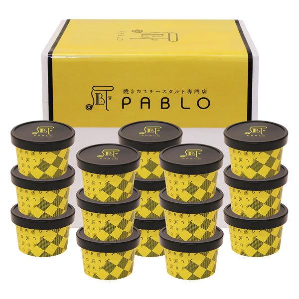 【送料無料】【クリスマス】【冷凍】PABLO チーズタルトアイス15個 AH−PC15【ギフト館】