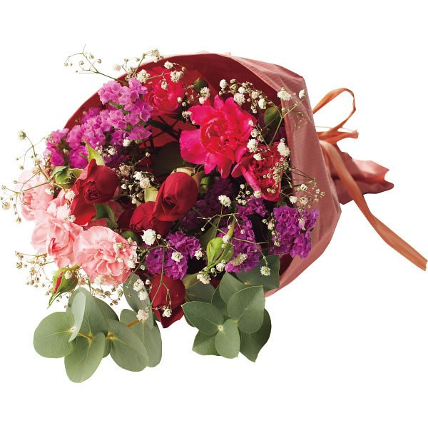 【送料無料】【母の日】スワッグ ショートブーケ ピンク【代引不可】【ギフト館】
