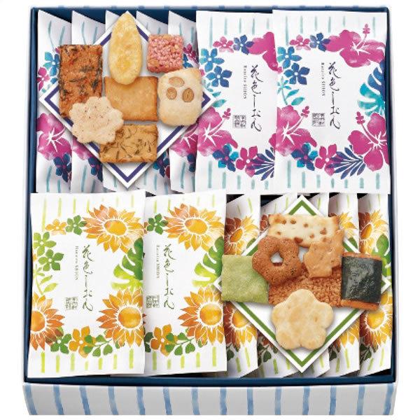 【送料無料】中央軒煎餅 花色しおん夏 米菓詰合せ 20T 20T【ギフト館】