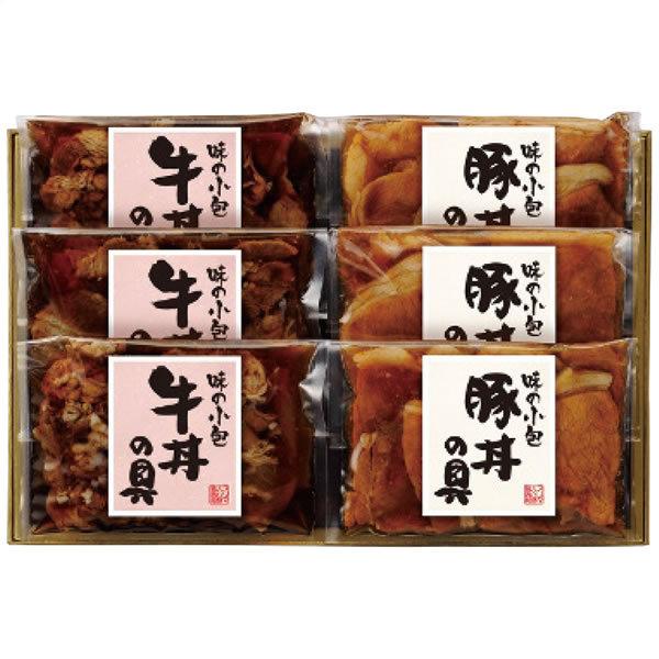 【送料無料】プリマハム 牛丼・豚丼の具セット DB−30N【ギフト館】
