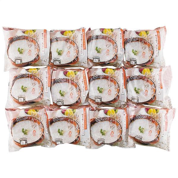 【送料無料】おくさま印 もち麦入りおかゆ250g(12個入) 【ギフト館】