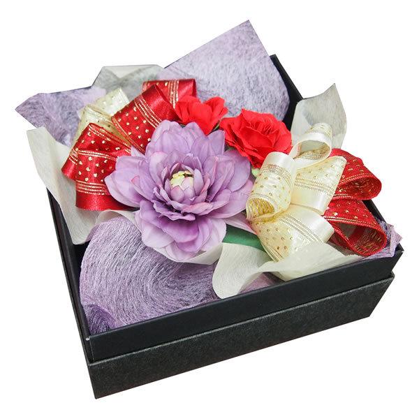 【送料無料】【母の日】母の日 BOXアレンジフラワー MO−12【ギフト館】