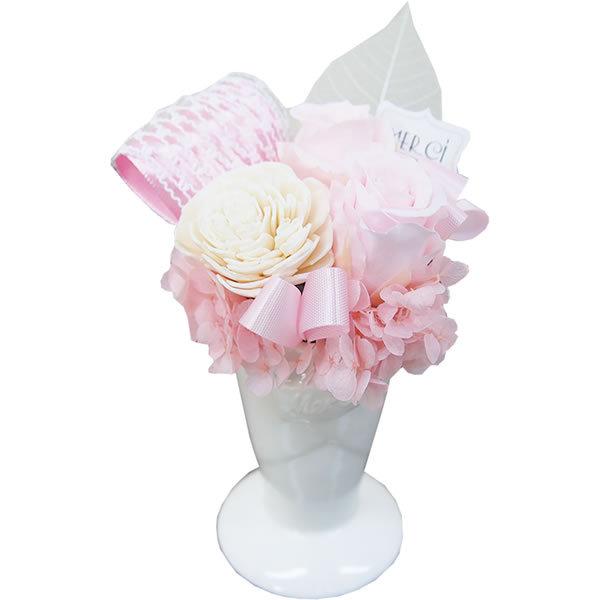 【送料無料】【母の日】母の日 プリザーブドフラワー(アイスクリーム) SC−80910【ギフト館】
