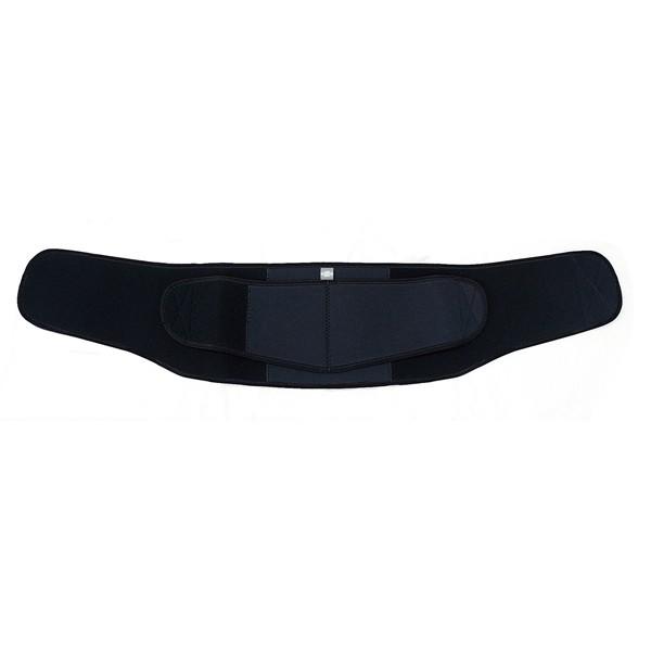 watermove 腰用サポーター BLACK XL【スポーツ館】